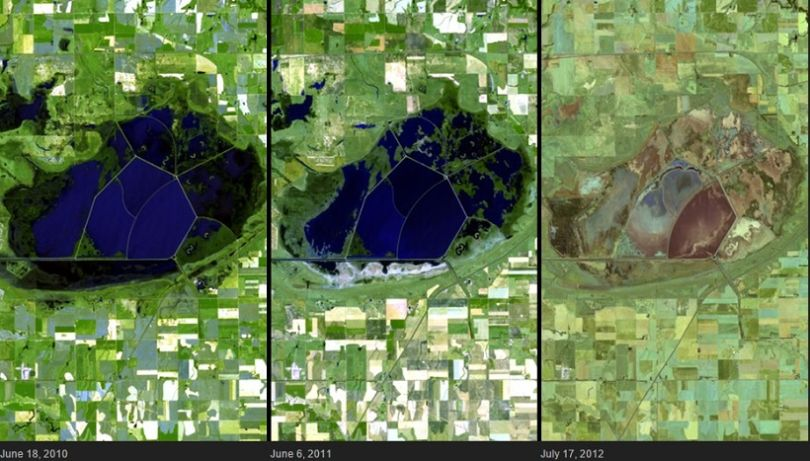 Source: U.S. Geological Survey (USGS) Landsat Missions Gallery